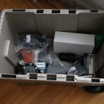 Astronomy Equipment deep box