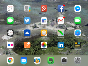 My Apple iPad Air 2