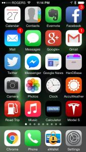 My Apple iPhone 4S