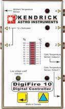 Kendrick DigiFire 10 controller