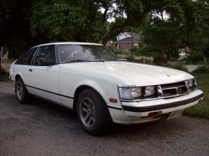 1980 Toyota Celica Supra