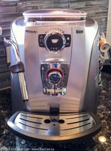 Saeco Talea Giro Plus II espresso machine