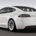Rear - 2017 Tesla Model S 75D