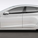 Side - 2017 Tesla Model S 75D