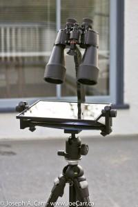 Sky Window with my Celestron 9x63 binoculars