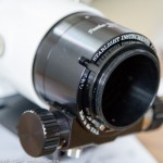 Feather Touch Focuser on my Borg 101ED Apochromat telescope