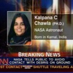 Kalpana C Chawla