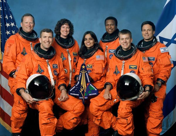 Shuttle Columbia Disaster
