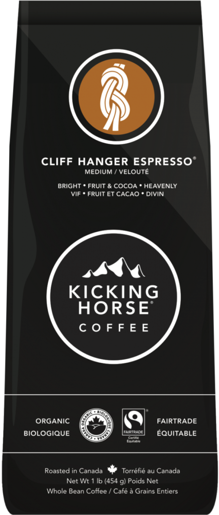 Cliff Hanger Espresso